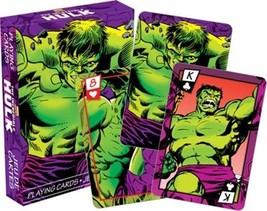 Marvel's Incredible Hulk Comic Art Poker Playing Cards Deck Series 2, NEW SEALED - $6.19