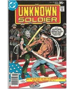 The Unknown Soldier Comic Book #209 DC Comics 1977 FINE/FINE+ - $10.69