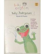 Baby Einstein Baby Shakespeare (DVD, 2002) - $7.12