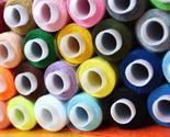 Y machine patch yard thread craft sewing steering sewing threads wheel 30pcs 2  3  thumb155 crop