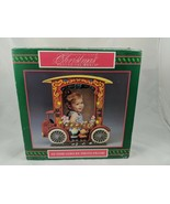 Christmas Around the World As Time Goes By Photo Frame Musical Lights - $22.69