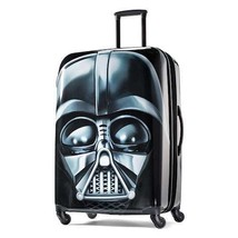 ❤ American Tourister Star Wars 28 Inch Hard Side Spinner Darth Vader ◾ New - $157.65