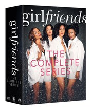 Girlfriends The Complete Series Season 1-8 Collection 2000-2008 DVD Boxs... - $54.95