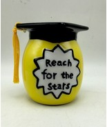 Graduation College Savings Bank Ceramic New - $13.99