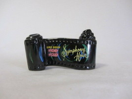 DISNEY WDCC PORCELAIN MOVIE SCROLL REEL FIGURINE SYMPHONY HOUR OPENING T... - $24.99