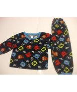 Toddlers Alien PJs Pyjamas 2T 100% Cotton - $11.98