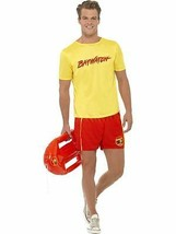 Baywatch Uomo Spiaggia Costume, Baywatch Autorizzato Costume, 96.5cm-102cm - $27.55
