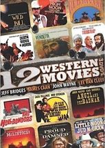 12 Western Movies (DVD, 2014, 3-Disc Set) - €6,97 EUR