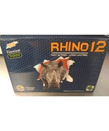 Rhino 12 titanium 9000 Male Sexual Performance Enhancer (Pack of 24) - $99.99