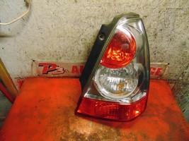 08 07 06 Subaru Forester oem passenger side right brake tail light lamp ... - $24.74
