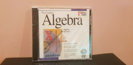 The Complete Algebra CD-ROM - $8.90