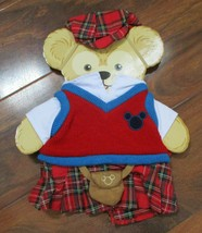 Disney Parks Originals Kilt Outfit For Duffy The Bear - $39.59