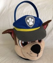 PAW PATROL COSTUME DOG BAG BUCKET HALLOWEEN BASKET Plush EASTER - $23.75