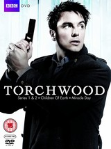 Torchwood Complete BBC Series 1 2 3 4 Collection DVD 1-4 Boxset New Regi... - $54.95