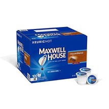 Maxwell House, House Blend Coffee, K-CUP Pods, 100 Count - $44.97