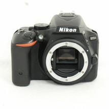 Nikon D5500 24.2MP Digital SLR Camera 18-55mm AF-S VR2 Lens Set DSLR Digital  image 1