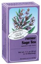 Sage Herbal Teabags 15 filterbags (2g) - $3.70