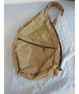 AmeriBag Healthy Back Bag Nylon Sling Bag Tan - $54.48