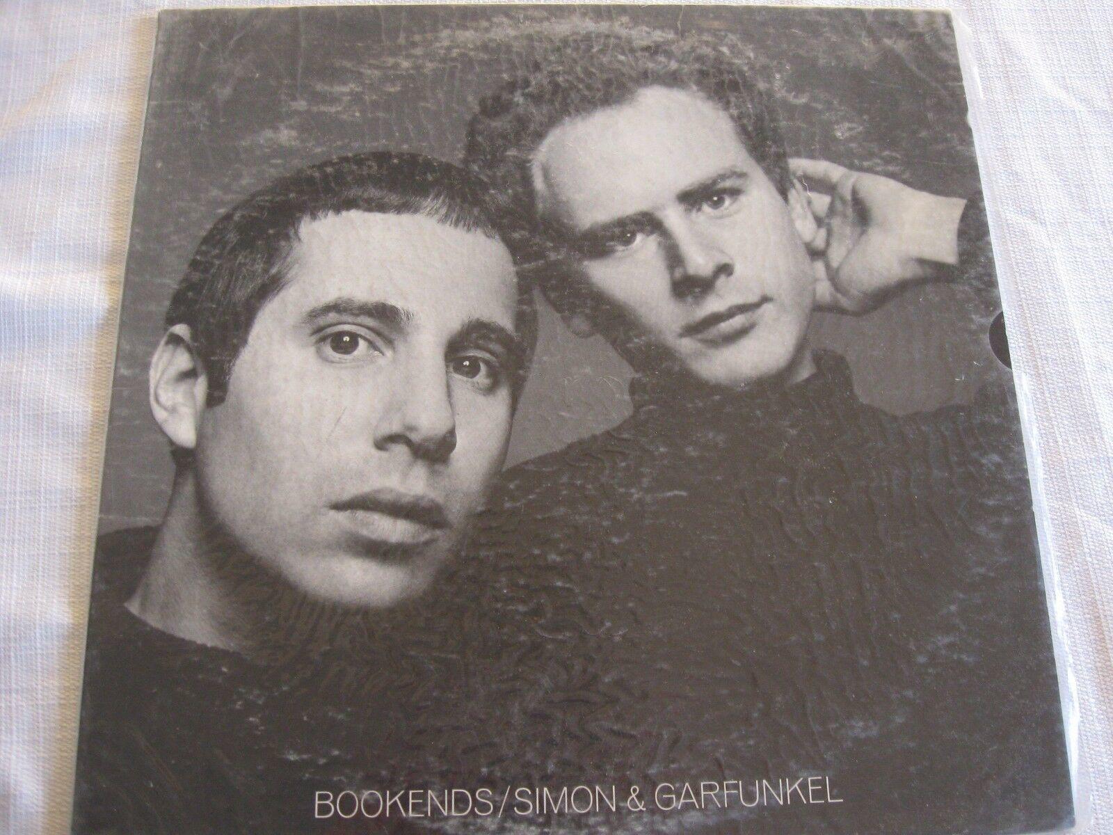 Simon & Garfunkel Bookends Columbia KCS 9529 Stereo 1A First Pressing