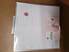 "14"" Square Dry Erase Wellness Board - U Brands - $9.04"