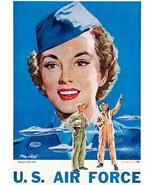 US Air Force - 1951 - Recruitment Poster - $9.99+