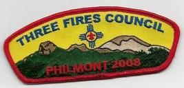 Three Fires Council TA-50 2008 Philmont CSP - $12.38