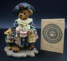 Collectible Boyd's Bearstone Grace Jonahan Born to Shop Original Box COA - $19.78