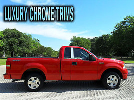 Ford F150 Regular Cab 2D Stainless Chrome Pillar Posts-Luxury Trims 2004-2008 2p - $56.93