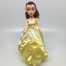 """Disney Classic 15"""" Singing Beauty & The Beast BELLE Doll 2007 - $14.95"""