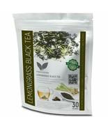 Lemongrass Blend FBOPF Tea Bags (Cymbopogon citratus) Weight Loss 100% N... - $11.63