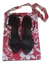 Hawaiian Hibiscus Drawstring Bag - $18.00