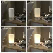 Bedside Touch Lamps For Bedroom Kids Home Office Children Sensor Art Tab... - $45.88