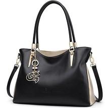 FOXER Women Handbag Leather Purse Lady Tote Shoulder Bag Top Handle Bag ... - $149.85