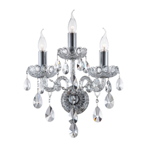 Eurofase 25672-039 Providence Wall Sconces 14in CLEAR 3-light - $416.00