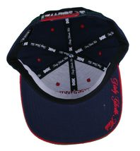 DGK Sporco Ghetto Bambini Navy Rosso Nothing To 2 Perdere Snapback Baseball Nwt image 6