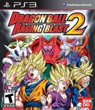 Dragon Ball: Raging Blast 2 - Playstation 3 [video game] - $27.71