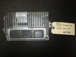 15 Honda Accord Ex Ecm #37820-5A1-L63 *See Item* - $183.10
