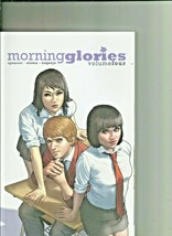 Morning Glories Vol 4 Nick Spencer Image Comics Trade Paperback Graphic ... - $6.93