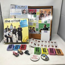 The Office Trivia Board Game NBC Pressman Dunder Mifflin for 2-6 Adult Players - $59.39