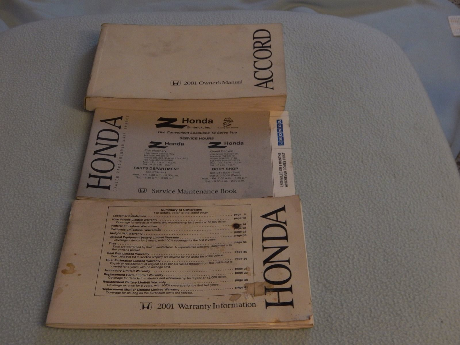 2001 honda accord owners manual and 18 similar items rh bonanza com honda accord 2001 owners manual pdf 2001 honda accord owners manual online