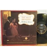 The Mills Brothers and the Mellow Years... Gold Medal Longines Symphonet... - $17.64
