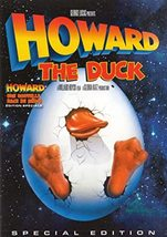 Howard the Duck (Special Edition) DVD  - $3.95