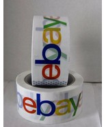 2 Rolls Official eBay Shipping Tape 2' x 75' Trademark Tape - $17.99