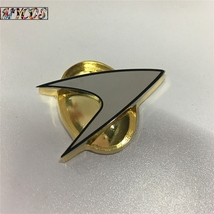 Star Trek Badge Next Generation Communicator Handmade Badge Pin Brooch Prop - $7.99