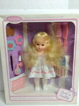 HORSMAN Pert 'n Pretty doll box vtg curlers cosmetology hair make up toy VTG NIP - $59.40