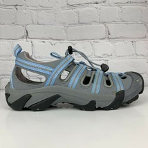 Keen Footwear Womens Hiking Sandals Arroyo II Washable Blue Excellent Condition - $48.62