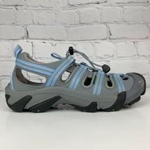 Keen Footwear Womens Hiking Sandals Arroyo II Washable Blue Excellent Co... - $48.62