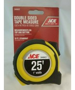 Ace 25' Double Sided Tape Measure 2449437 - $18.76