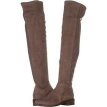 Franco Sarto Bailey Over-The-Knee Fashion Boots 860, Grey Str, 5.5 US / 35.5 EU - $34.55