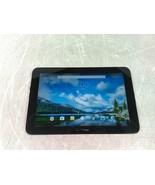 "Verizon Ellipsis QTAIR7 Black 16GB 10.1"" 4G Wi-fi Tablet Factory Reset - $59.40"